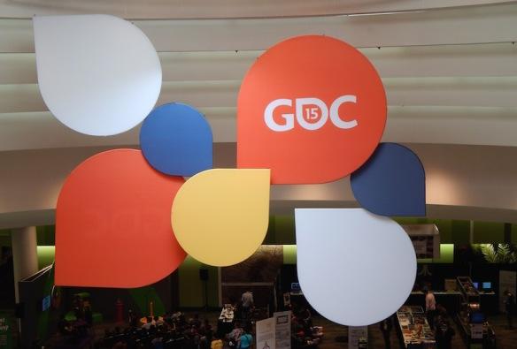 GDC 15 Logo