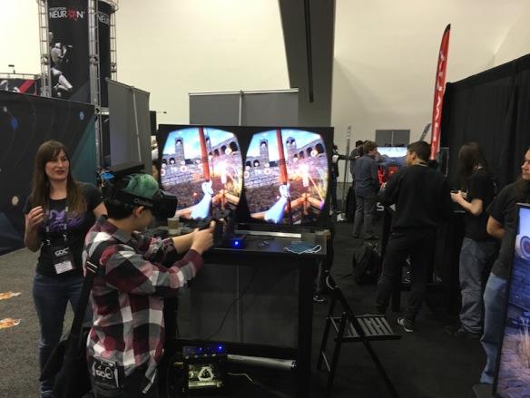 Oculus GDC