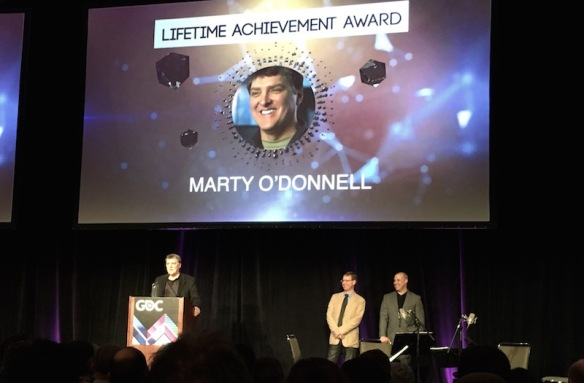 O'Donnell Award